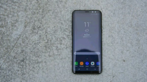 Two unlocked  samsung s8 + plus for sale