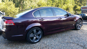 2012 Z Series SV6 Commodore