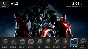 2017 3D 4K MODEL Android TV running Kodi 17  krypton Edmonton Edmonton Area image 9