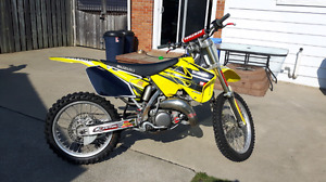 RM125 2 stroke with ownership