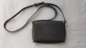 Zara black purse