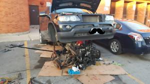 2006 BMW X5 4.4 transmission