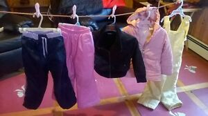 Girls / Boys Clothes. Prices listed in ad