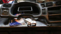 CHEV S10-S15 DOUBLE DIN CONVERSION COMPLETE