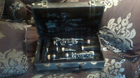 Artley Clarinet - Extremely Old and Used - Needs