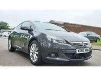 2013 Vauxhall Astra 2.0 GTC SRI CDTI S/S 3d 162 BHP Hatchback Diesel Manual