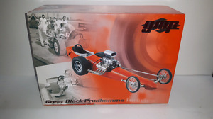 Rare GMP Greer Black Prudhomme 1:18 diecast dragster