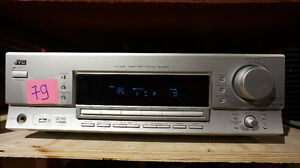 RX-5042 JVC Receiver w/ DP-R895 Kenwood Disc Player