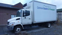 2006 Hino refrigerated / reefer cube truck