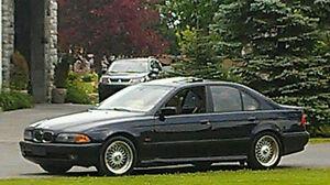 2000 BMW 5-Series v8 Sedan