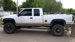 95 Chevy lifted