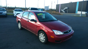 2005 Ford Focus SE ! Great Buy!