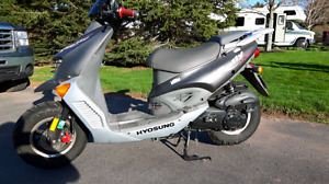 Hyosung   Scooter 2005