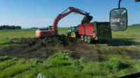 Feedlot cleaning/manure spreading
