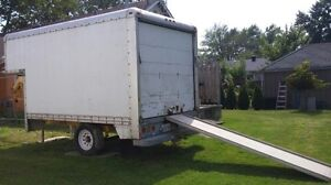 12' Trailer with Ramp