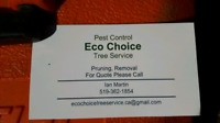 Tree pruning, Removal Licensed Exterminator