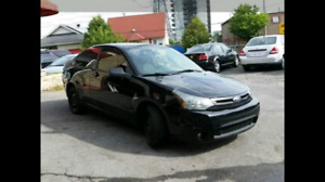2010 Ford Focus Coupe - Safetied & Etested!