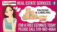Moving? .. Let us help you!
