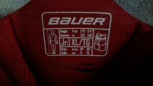 Bauer Vapor x5.0  Hockey Pants Kitchener / Waterloo Kitchener Area image 2