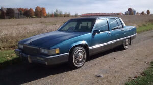 1989 Cadillac Fleetwood Berline