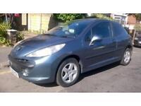 2006 Peugeot 207 1.4 16v Sport 3dr