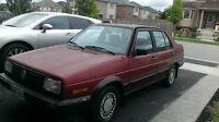 1988 Volkswagen Jetta GL