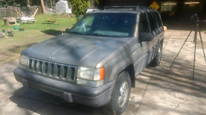 1995 Jeep Cherokee for parts