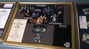 Framed programs and memorabilia  London Ontario image 9