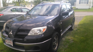 2006 Mitsubishi Outlander All Wheel Drive