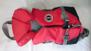 Mustang Infant/Toddler 20-30lbs Lifejacket / Pfd, size D