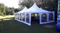 Wedding Tents, Party Tents,  Farmers Market Tents