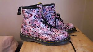 Funky Doc Martens