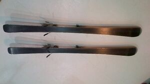 Downhill skis and bindings  147 cm Head XRC Excellent condition Kitchener / Waterloo Kitchener Area image 3