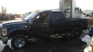 2008 Ford F-350 Pickup Truck 6.4L Diesel V8  TURBO-DIESEL POWER