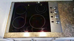 Frigidaire Electric cooktop