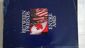 Between Friends/Entre Amis - 1st Edition - Hardcover