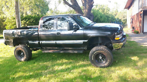 1999 Lifted Chevy Truck