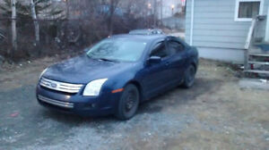 2007 Ford fusion ..   1600 OBO today only.
