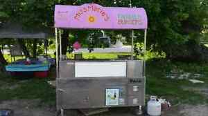 Great Little Food Cart For Sale