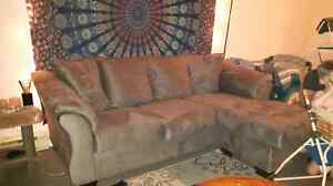 Brand new grey couch Kitchener / Waterloo Kitchener Area image 2