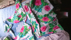 Brand new dplus cup bathing suit set with tags
