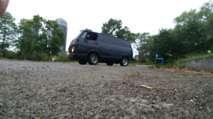 Bad arse van fast and fun  416-418-1851 $12000