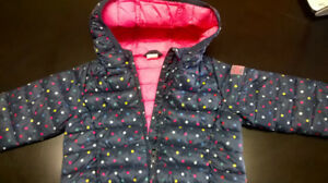 Puffer for toddler Girl 2T (GAP)