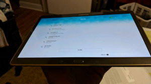 Galaxy Tab S 10.5 16GB Very good condition with leather case