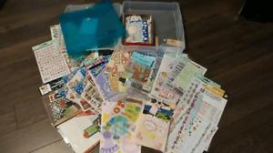 Scrapbooking Materials (variety)