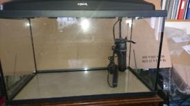 100 litre rectangular aquarium