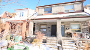 Brand New Renovation!!! 3 Bed, 3 Bath Home @ Dufferin & St Clair