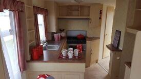 very cheap static caravan for sale at trecco bay. porthcawl, mid glamorgan, south wales