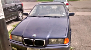 1999 BMW 318i 4 cylinder.  Private Sale. 1500 AS IS