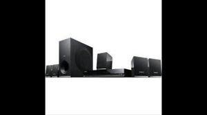 SONY HOME THEATRE AND DVD SYSTEM